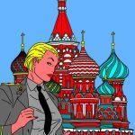 N° 2 : 2017 - Moscou - Lioubov - Hommage  à Berthet