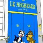 N° 24 - 2018 - Nice - Pif et Hercule - Hommage à Cabrero