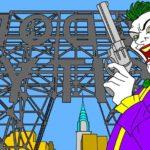 N° 19 - 2018 - New York City -Le Joker - Hommage à Permergo