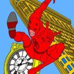 N° 22 - 2018 - New York City - Dare Devil - Hommage à Everett