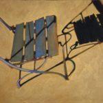 01. Chaise Bleue