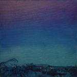 N° 16 - Le Silence des Rivières - 40 x 40cm