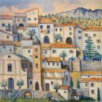 N°35 ( 564) - Mosaïque des Oliviers